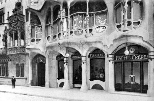 La Pedrera - Barcelona 1921