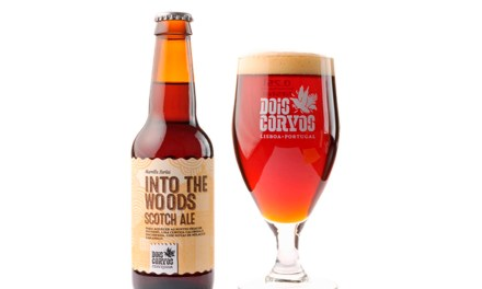 Into the Woods Scotch Ale (Portugal)