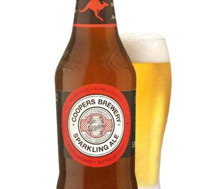 Coopers Sparkling Ale (Australia)