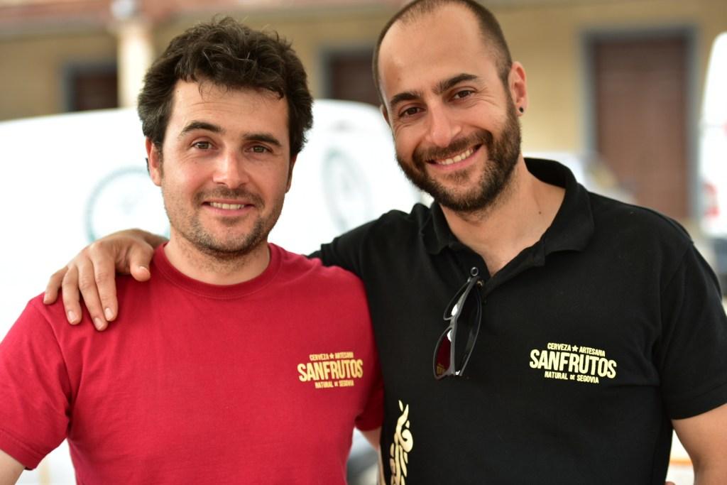 #CervezeandoCon SanFrutos