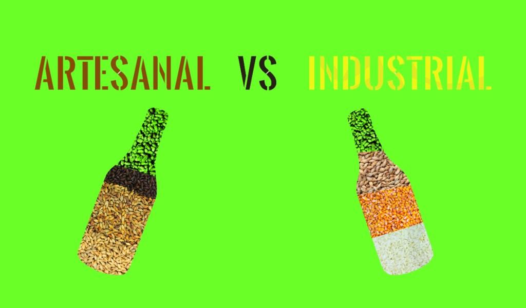 ¿A qué llamamos cerveza artesana y cuáles son sus diferencias con la industrial?