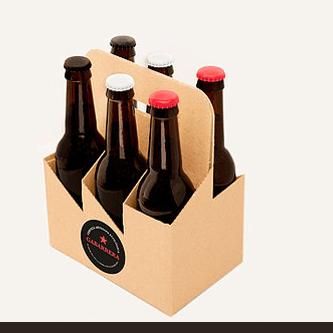 Pack de 6 botellas de la variedad La Barranca
