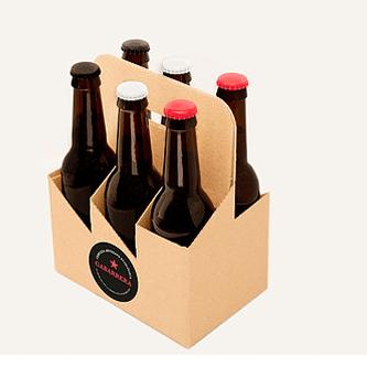 Pack de 6 botellas de la variedad Siete Picos