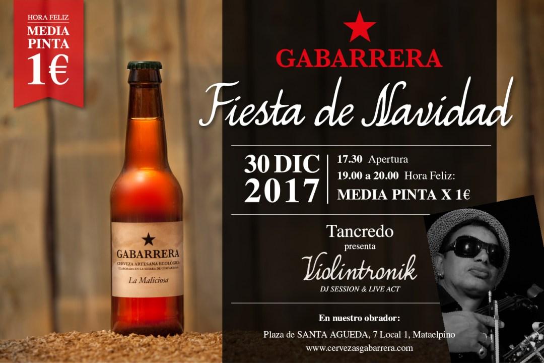 Fiesta Gabarrera 30 diciembre 2017