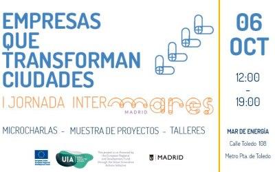 I Jornada InterMARES y Mercado agroecológico de Fuenlabrada