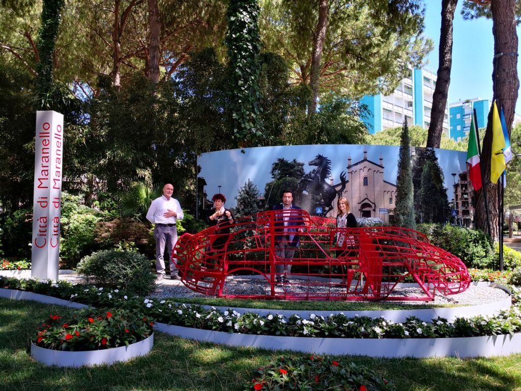 maranello cervia città giardino