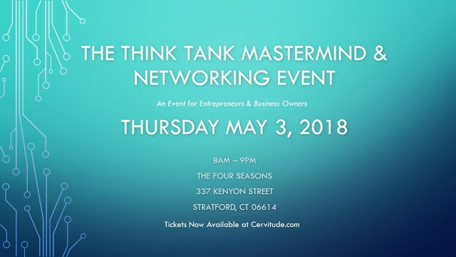 The Think Tank Mastermind & Networking Event