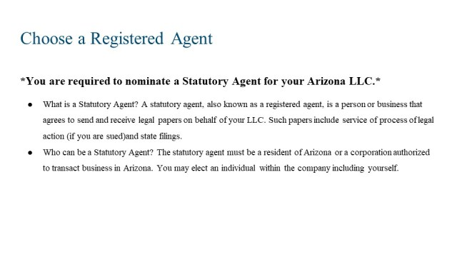How to Form an LLC in Arizona 3