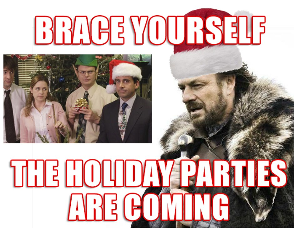 """Brace Yourselves… Holiday Parties Are Coming."" Tips for Avoiding Legal Issues Stemming from Company Holiday Parties"