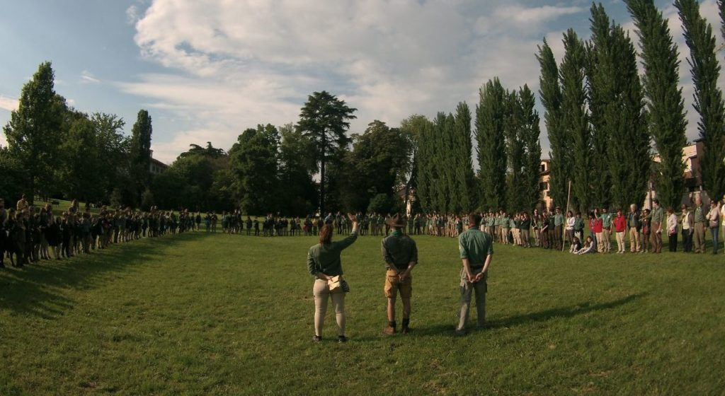 scout cngei cesano parco arese