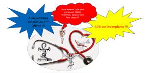 Autorisation de la publicité pour les professionnels de santé?!