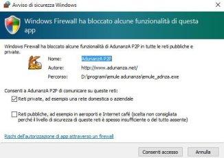 emule adunanza free download per windows 7