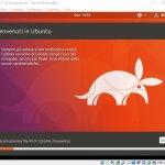 Installazione di Ubuntu con Windows da live USB