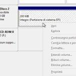 Chiavetta USB eliminare partizioni