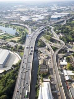 La inversión en infraestructura aporta al capital fijo no financiero en la economía nacional