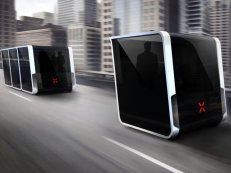 Dubai Transport Strategy 2030