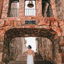 novia, espalda, foto, boda, cesar salas
