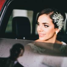 Reflejo, novia, boda, fotos