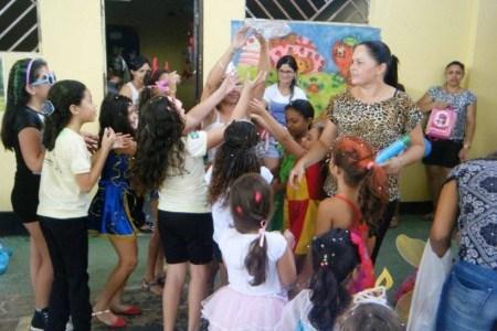 Carnaval! Só Festa e Alegria!