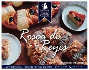 Rosca de Reyes Recién Horneada