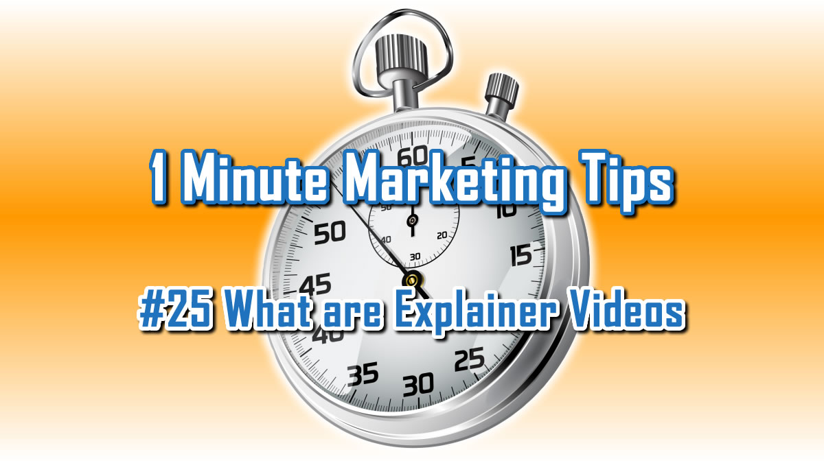 What Are Explainer Videos