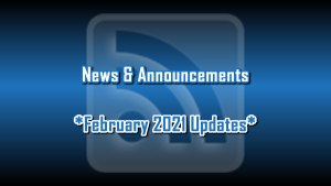 February 2021 Updates - News & Announcements from C. E. Snyder Marketing LLC