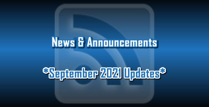 September 2021 Updates - News & Announcements from C. E. Snyder Marketing LLC