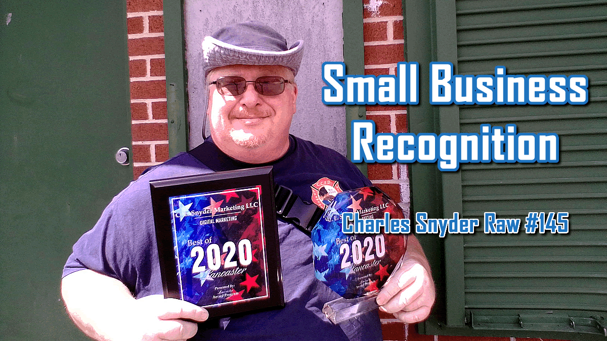 Small Business Recognition