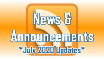 July 2020 Updates - News and Announcements from C. E. Snyder Marketing LLC