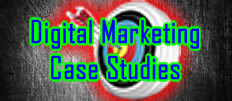 Digital Marketing Case Studies Launched - Help us, help you!