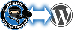 ROI Ninjas also integrates seamlessly with WordPress