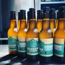 Biere blonde de la Brasserie artisanale zoumai a marseille