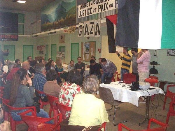 Rencontre avec des Palestiniens de Bethléem