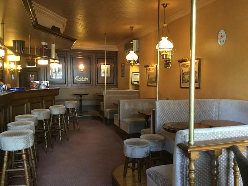 London's Pub à remettre à Nivelles.