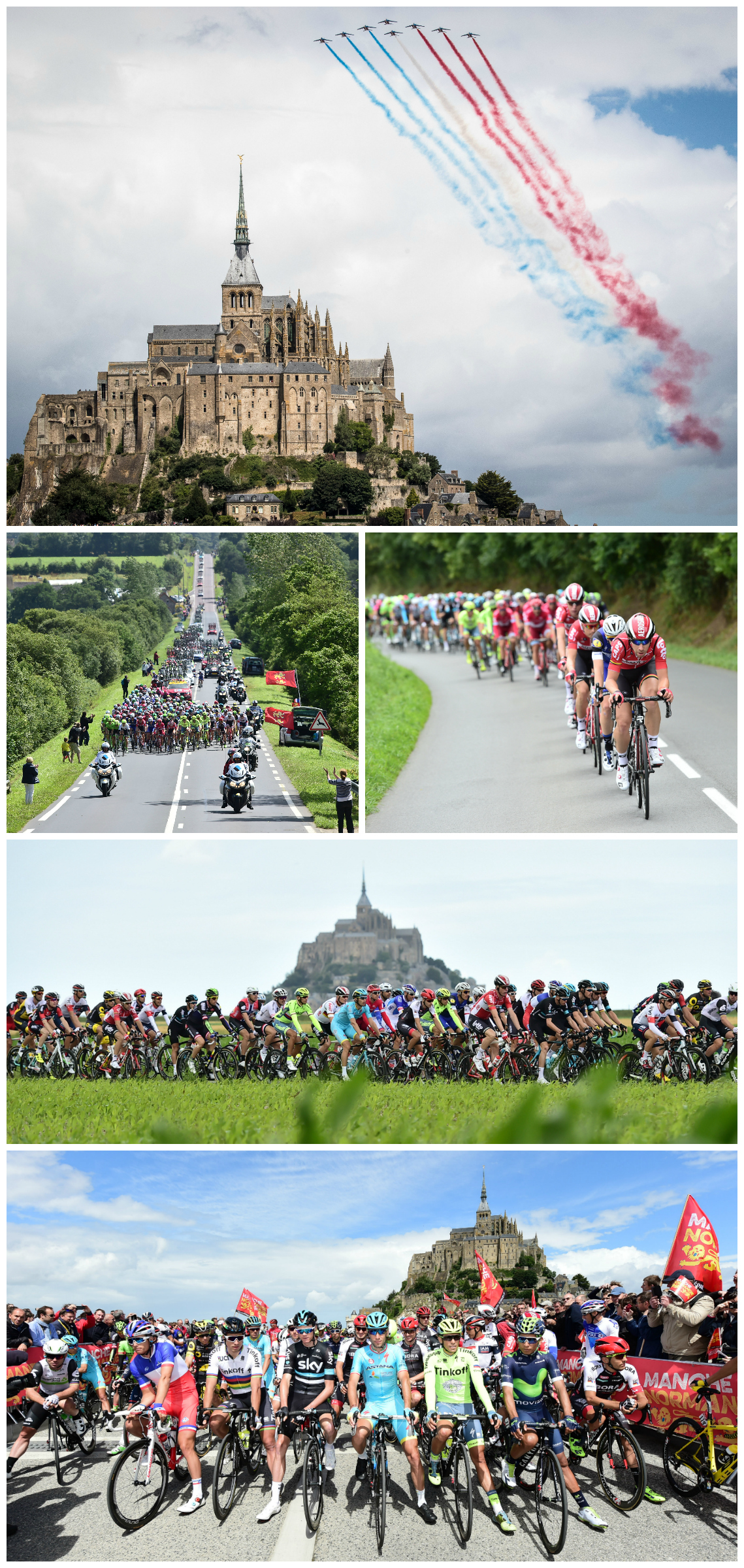 tour de france mont saint michel 2016