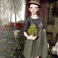 ::C'est la vie!:: Daye dress at Shiny Shabby