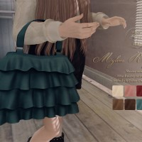 ::C'est la vie !:: Mylene Ruffle Bag for Fifty Linden Fridays