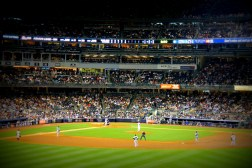 AUG: First time to watch a Yankees' game