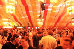So this is what Oktoberfest is like.