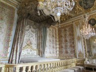 Marie Antoinettes bed