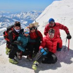 7.+8.týden – Monte Rosa s našima