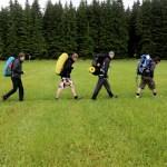 Geografická exkurze-Šumava