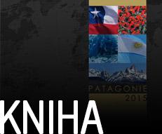Kniha | Patagonie 2015