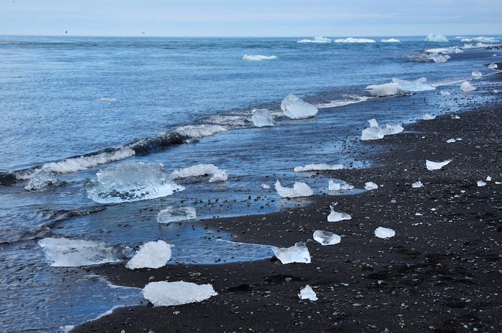 Breiðamerkursandur (Ice Beach)