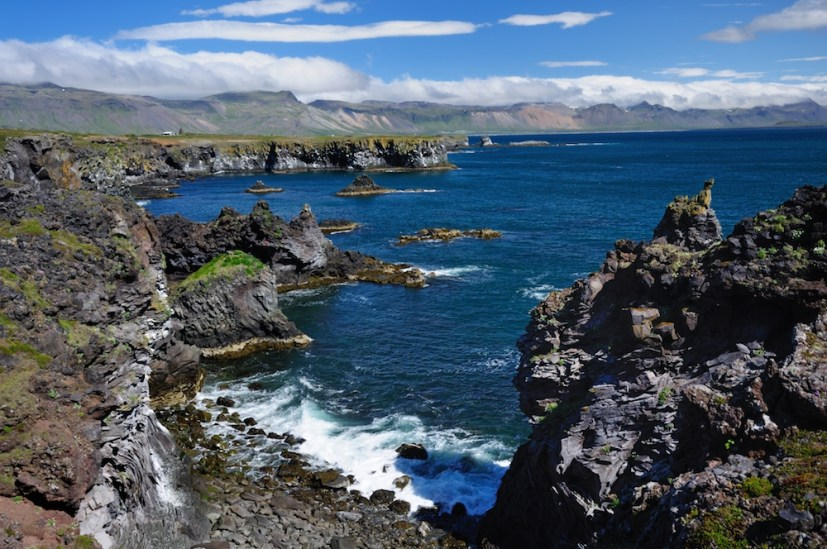 O poloostrovu Snæfellsnes se říká, že je zmenšenou verzí celého Islandu.