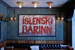 Restaurace Íslenski Barinn