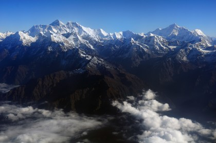 Mount Everest Range