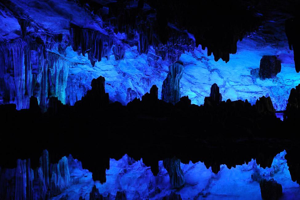 Jeskyně rákosové flétny