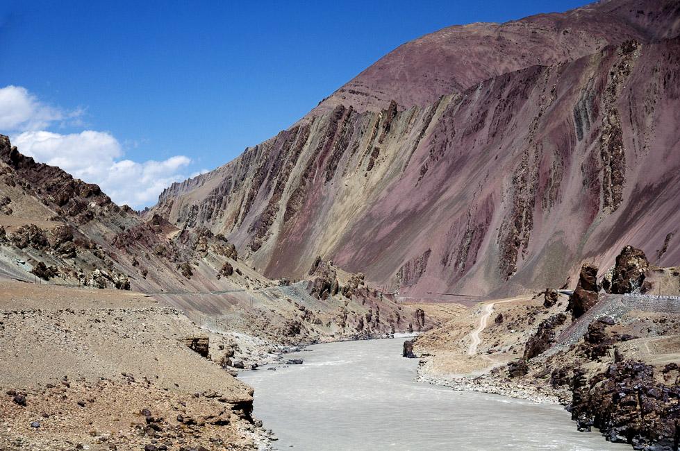 Cestou do Lamayuru