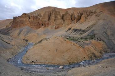 Cesta z Lehu do Manali